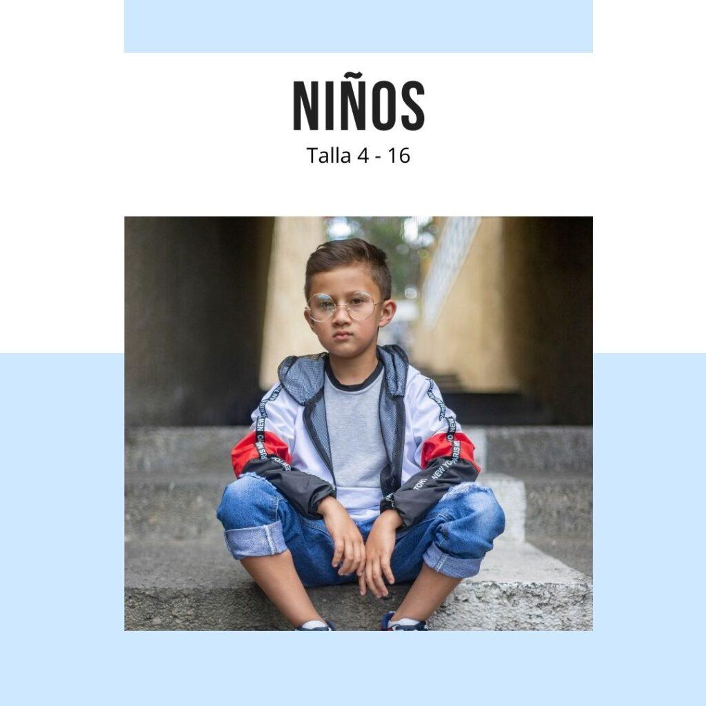 ropa para niños colombia