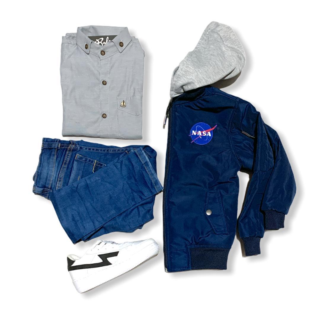 ropa para niño cool