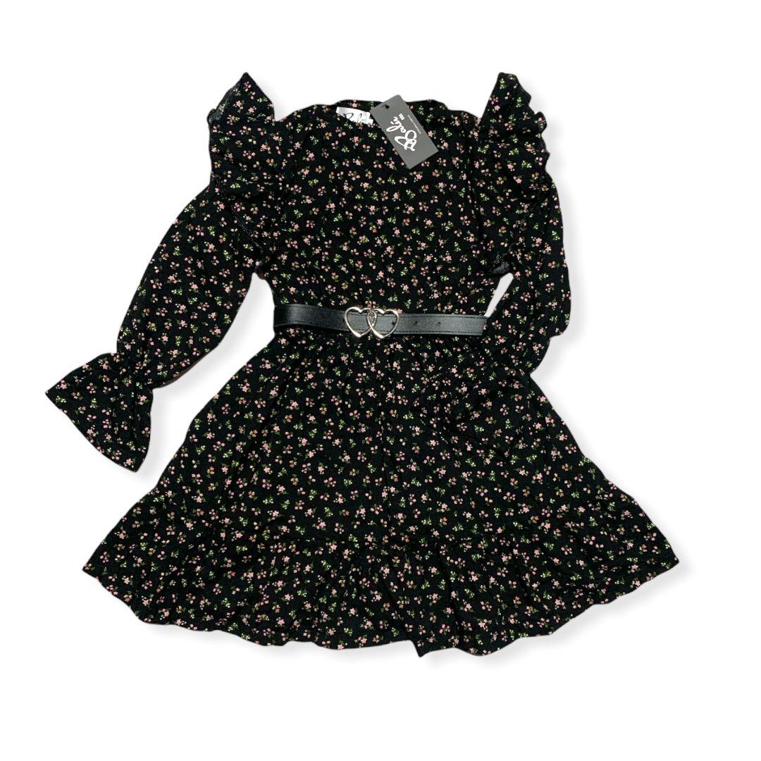 vestido de moda para niña